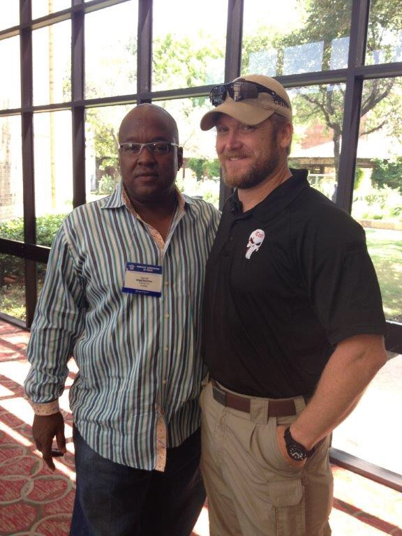 Mr. Hamilton & American Sniper Chris Kyle