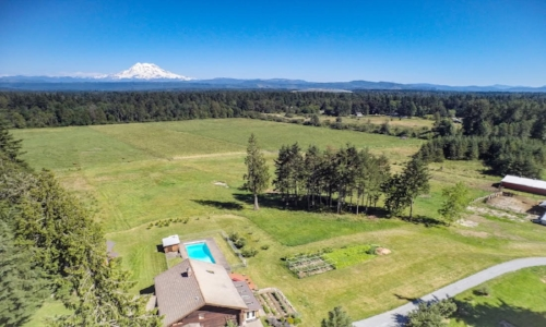 $1,000,000  Acquisition  Graham, WA
