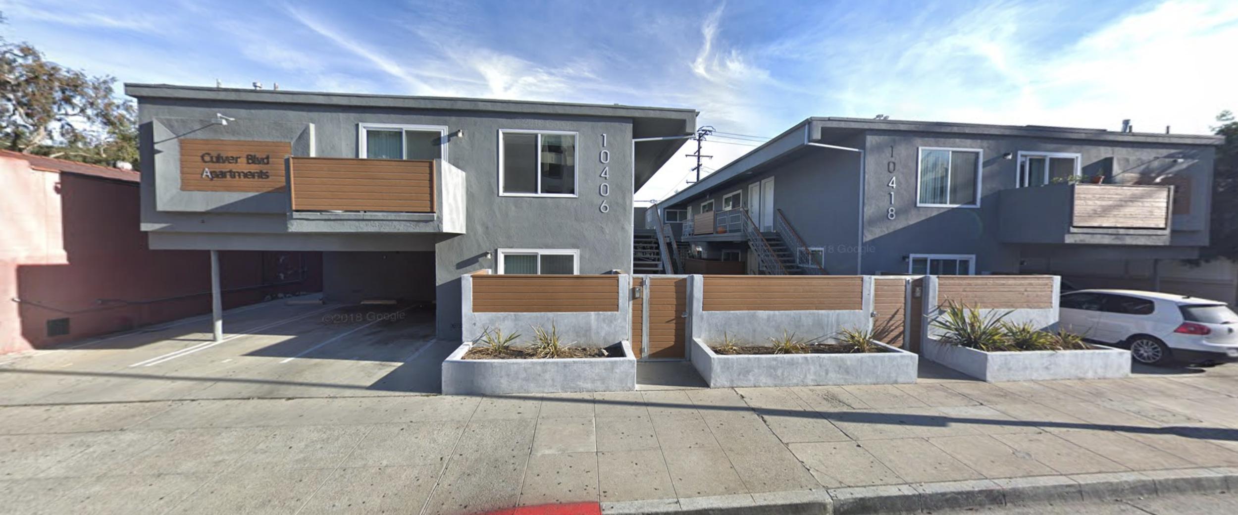 $4,075,000  Cash-Out Refinance  Culver City, CA