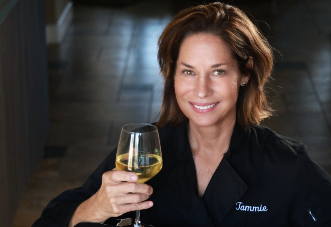 Most beautiful Chef in the business. Great Personal Chef who also provides excellent photoshoot production catering in the Palm Springs area. www.cheftammie.com
