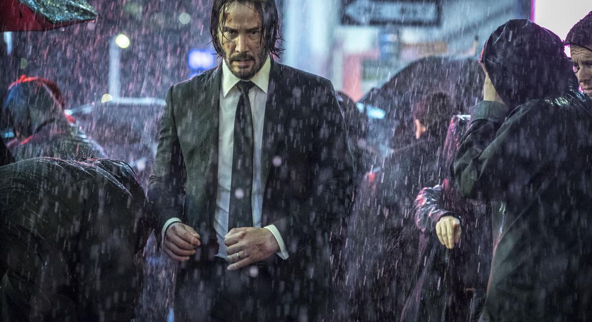 "Novi actor/stuntman prepares for war in third ""John Wick"" - By Kurt Anthony Krug | MediaNews Group"