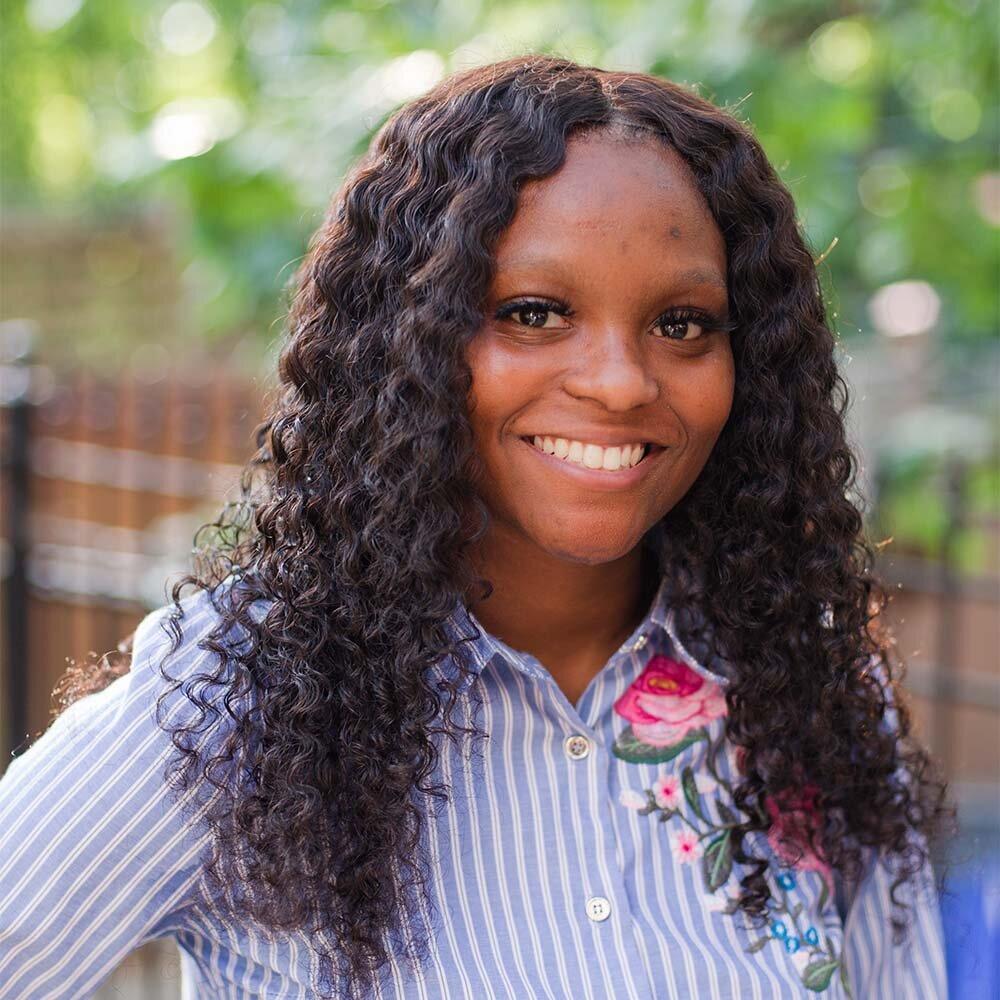 Cemonee Massengale - CCF Ed Scholar