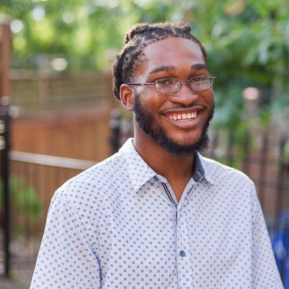 Jeremiah Studivant - CCF Pinnacle Scholar