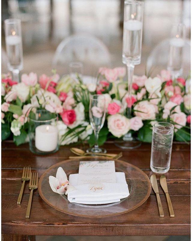 Some classy Capiz Shells for Ashley and Geoff's wedding. What a dreamy reception space! 😍 . . . . . . . #doncesarhotel #doncesarwedding #capizshells #moderncalligraphy #weddingreceptiondecor #stpetewedding #stpetersburgflorida #weddinginspo #weddinginspowednesday #weddingwire #theknot