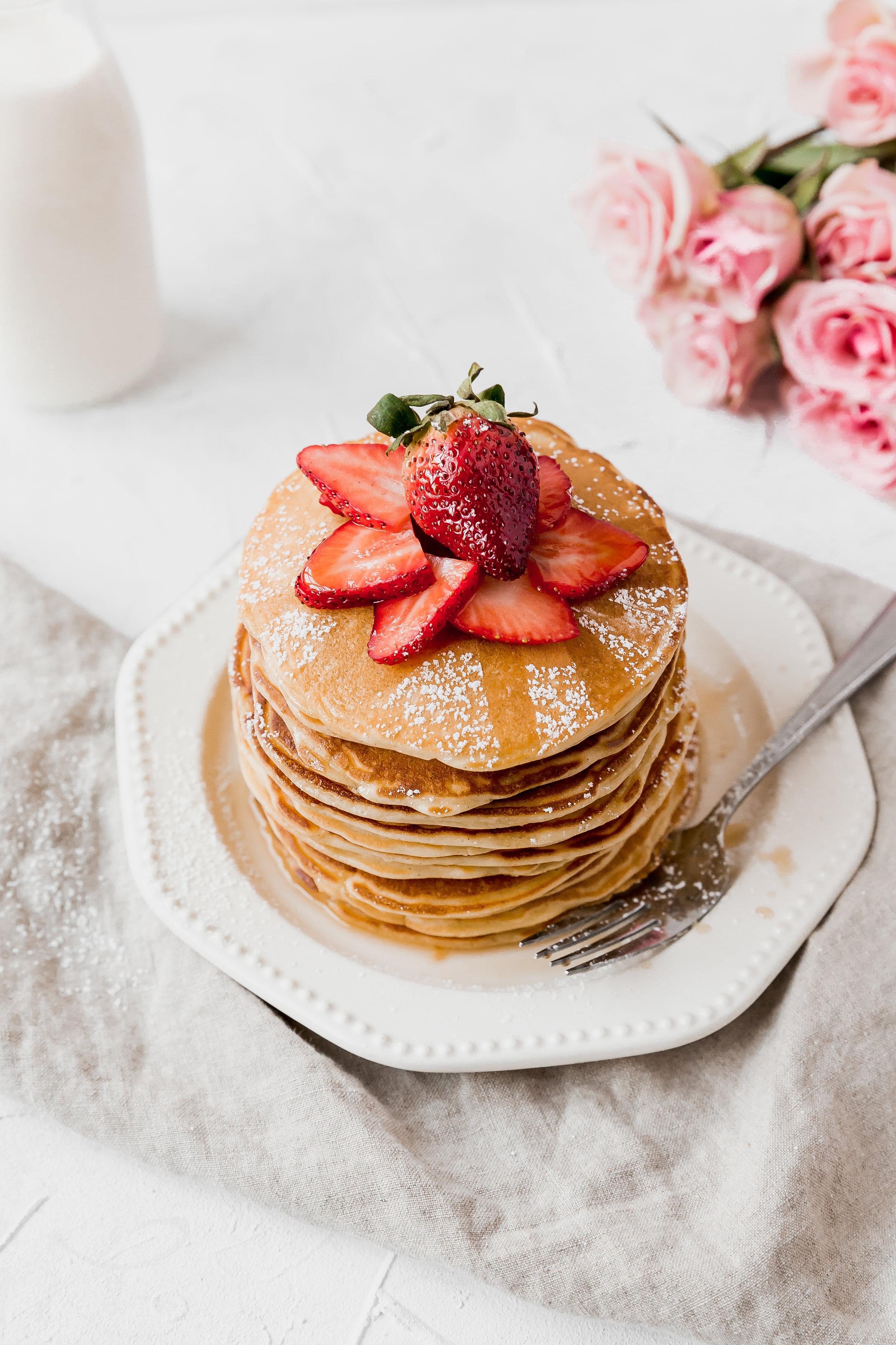 Creme Fraiche Pancakes || To Salt & See-4.jpg