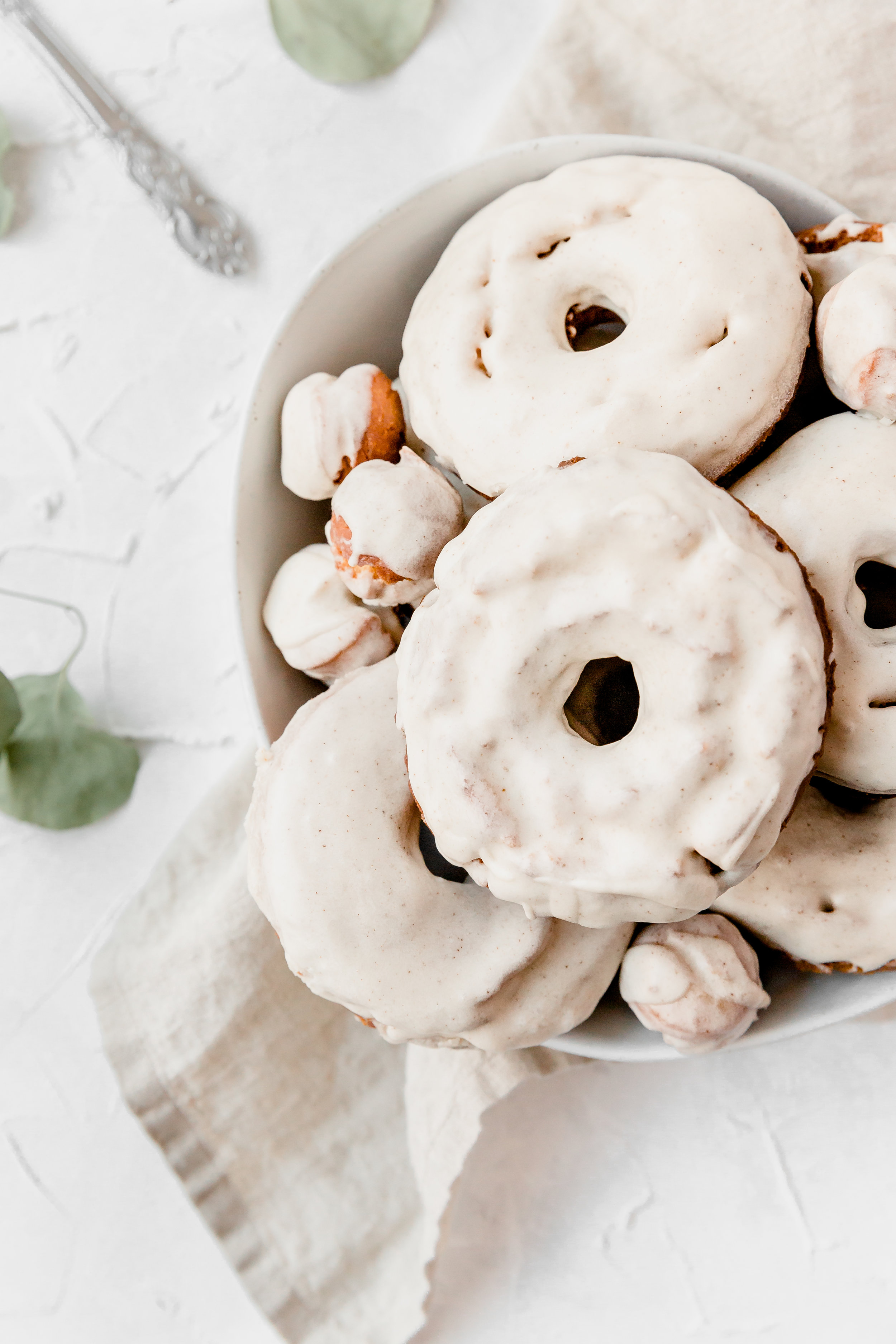 Brown Butter Old Fashioned Sour Cream Donuts || To Salt & See-5.jpg