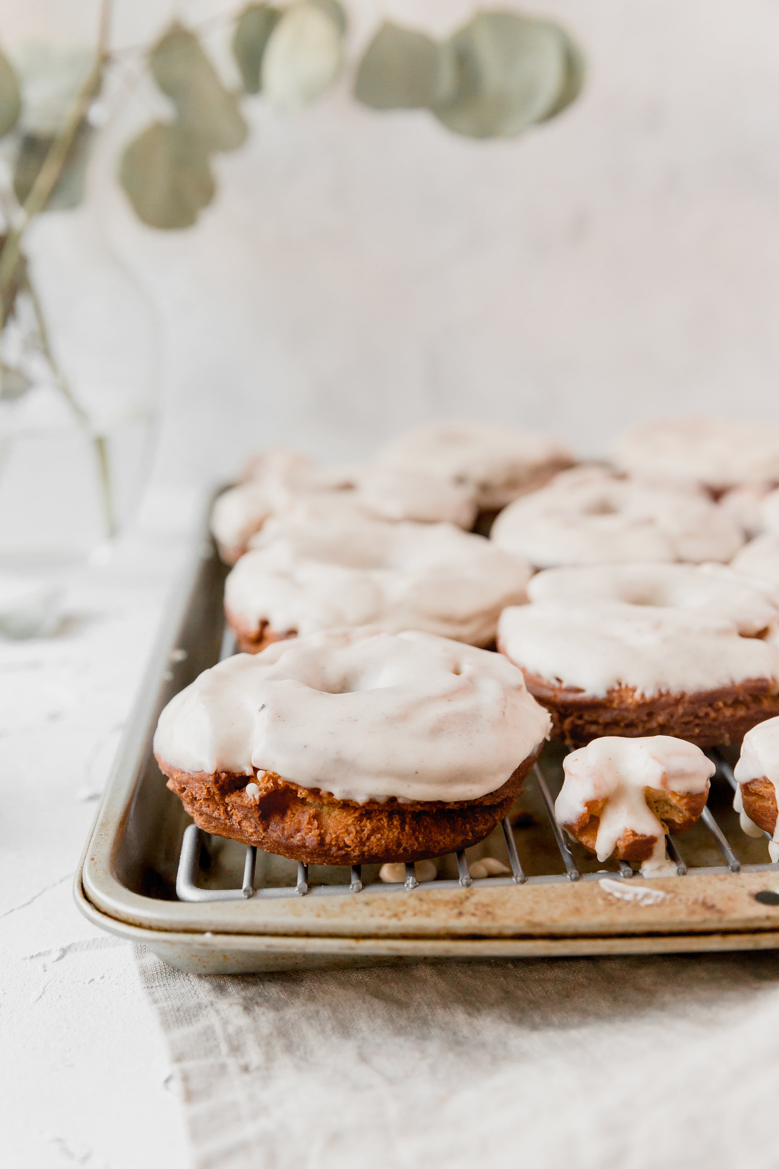 Brown Butter Old Fashioned Sour Cream Donuts || To Salt & See-4.jpg