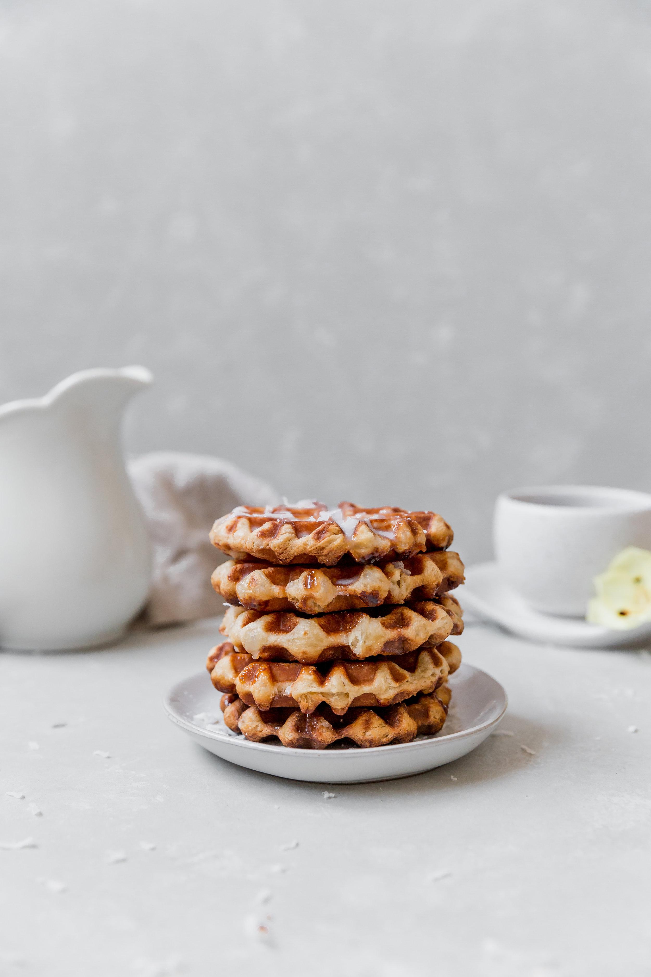 To Salt & See || Coconut Belgium Liege Waffles-5.jpg