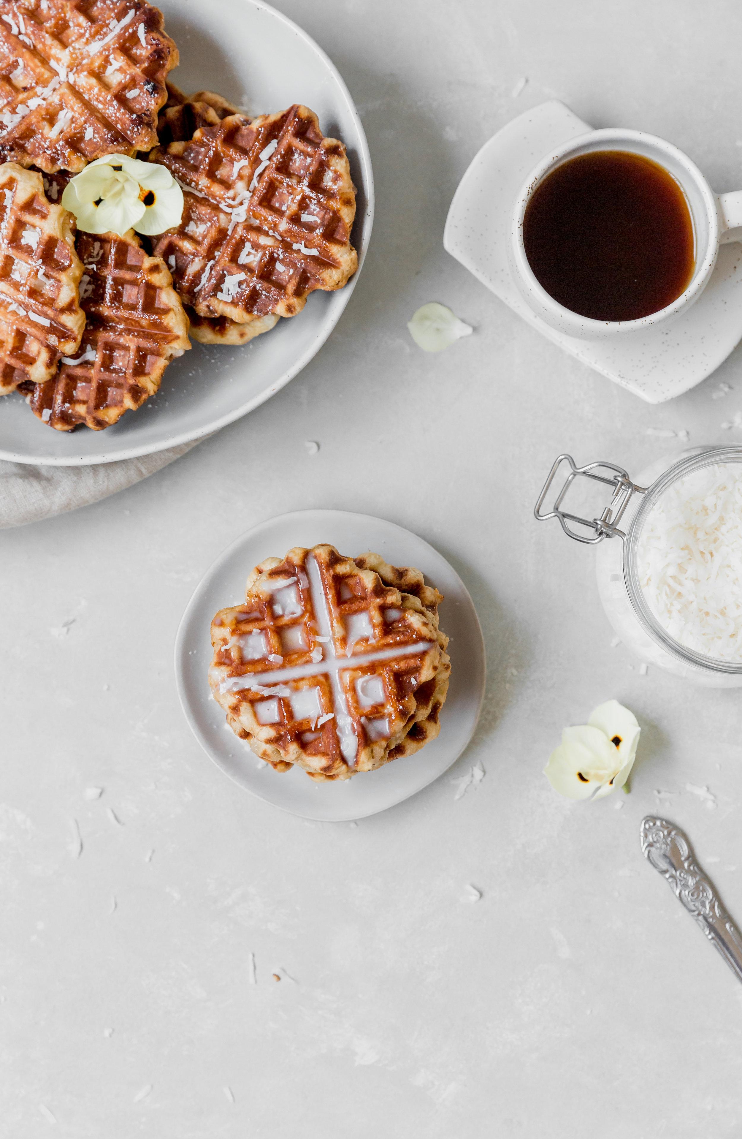 To Salt & See || Coconut Belgium Liege Waffles-6.jpg