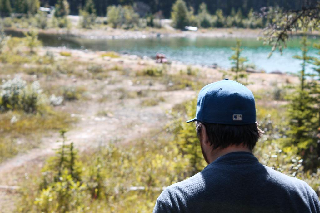 Walking to the lake photo by Jill Clark.jpg