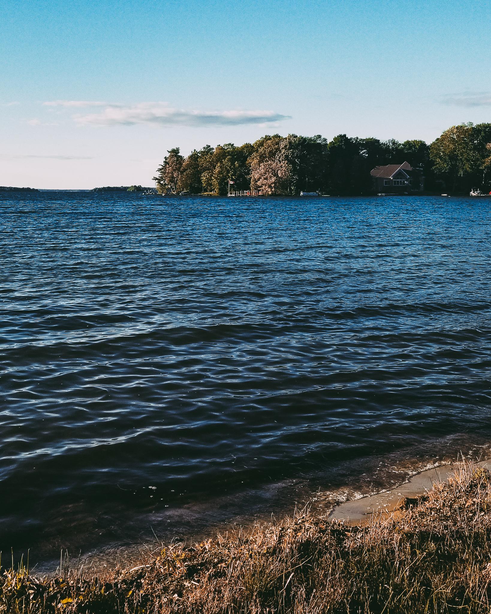 Lake Couchiching, Ontario