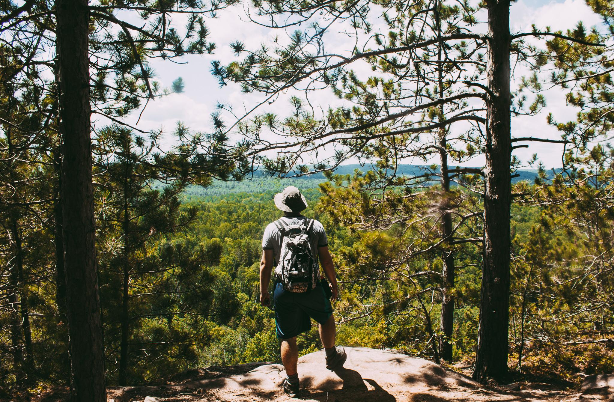 Two Rivers Trail Algonquin Park