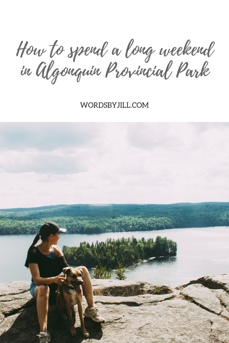 How to spend a long weekend in Algonquin Provincial Park