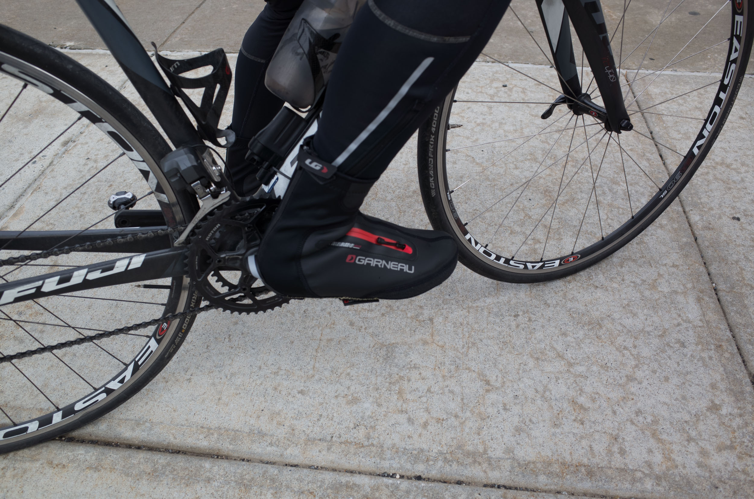 Garneau Thermax Shoe Cover Review-5000
