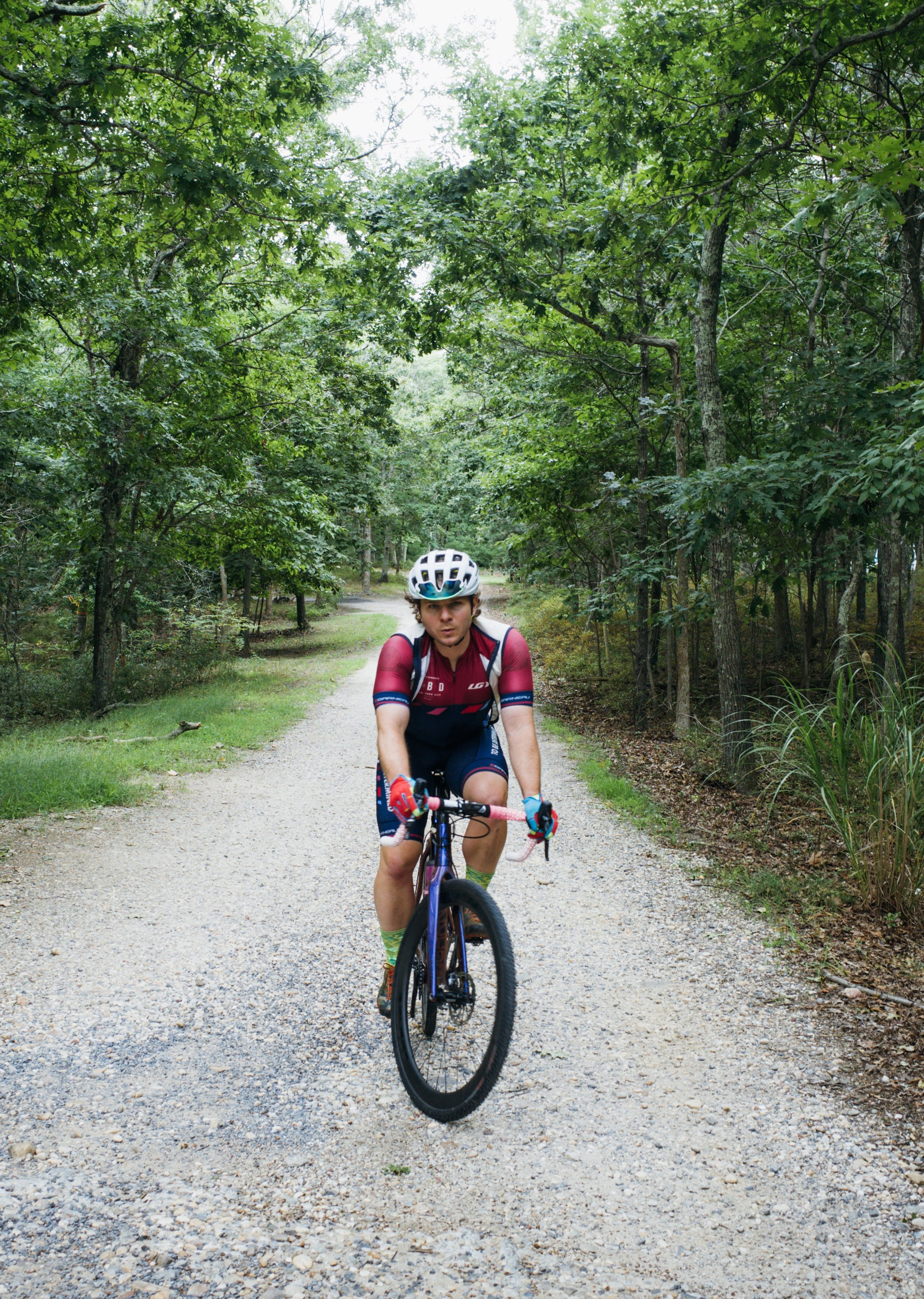 I'll be honest, racing cyclocross is mostly an excuse to ride trails on non-race weekends and then drink beer on race weekends.
