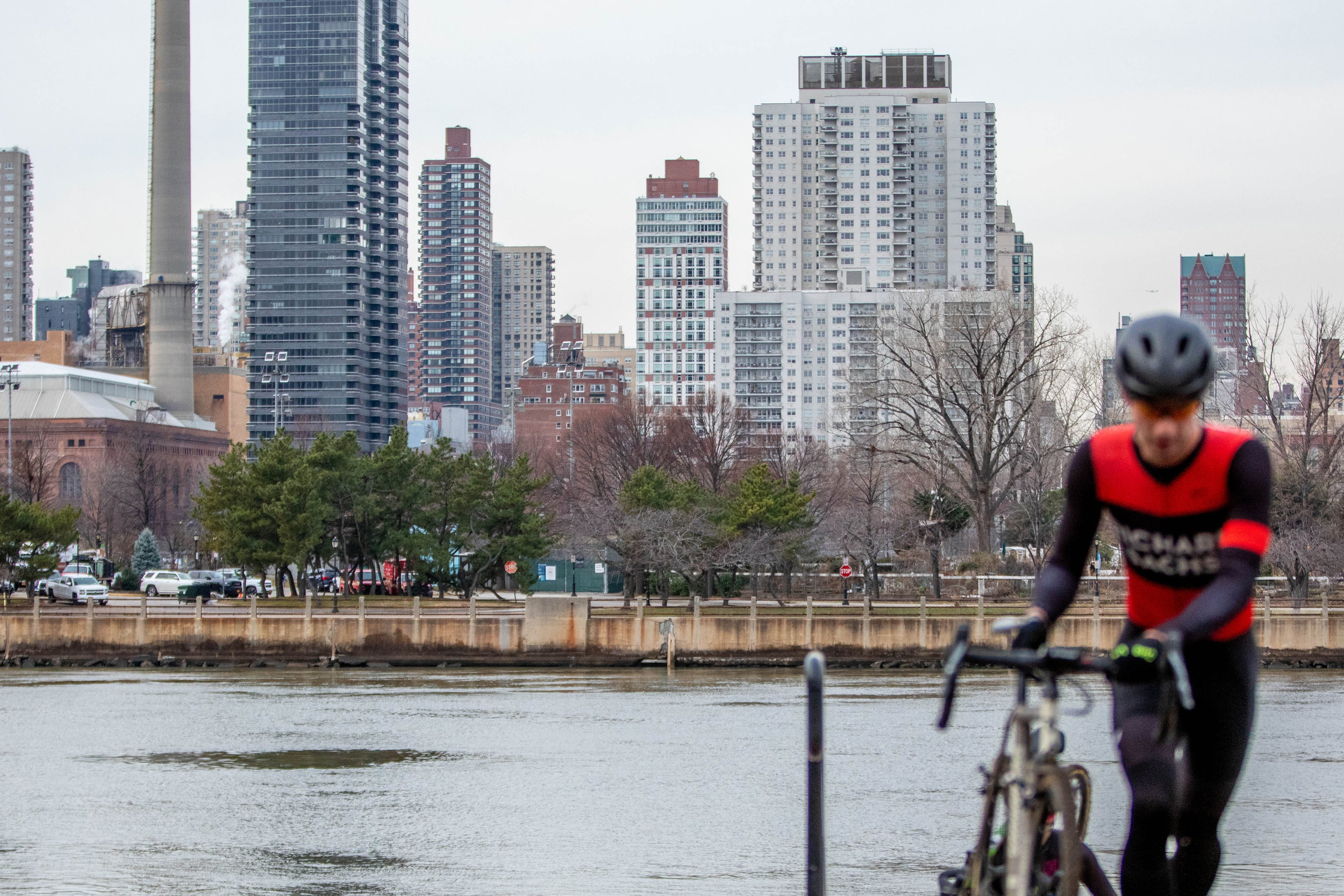 The cyclocross race with the best city backdrop.