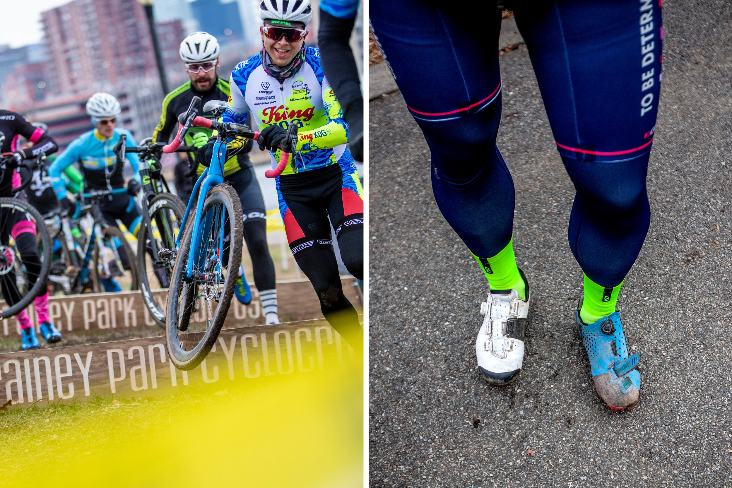 TBD's own Clay didn't even flinch to give his shoe to Brian when his shoe buckle broke and almost let him DNF.