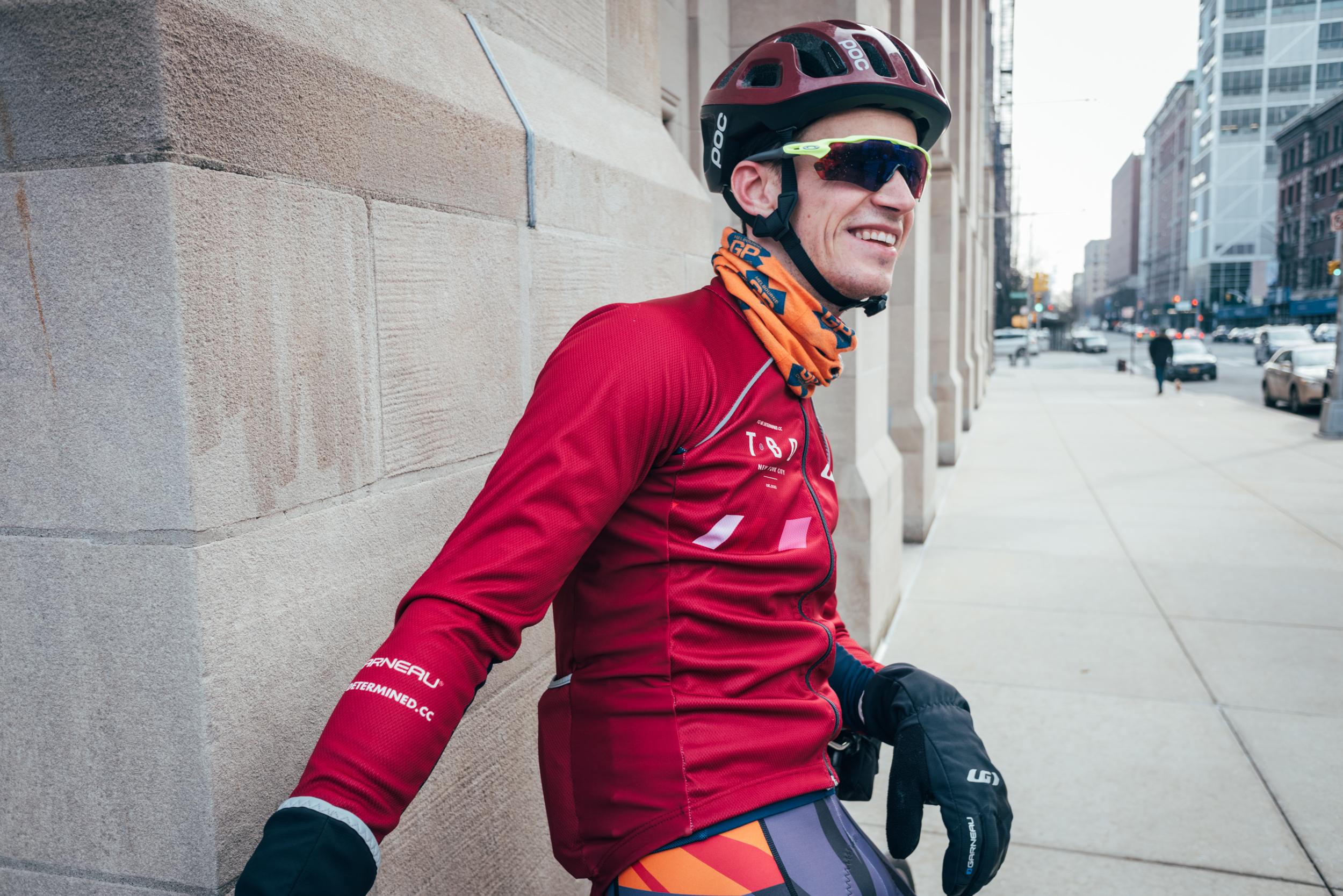 All smiles pre-ride! Photo: @photorhetoric