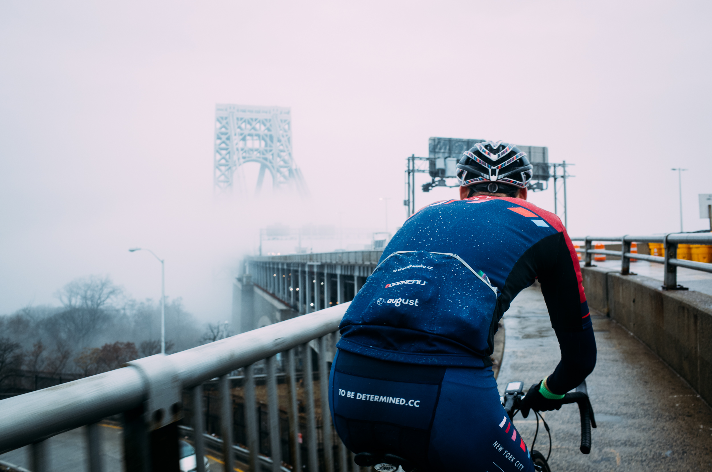 Photo excerpted from  Winter Weather and Foggy Miles in New York City