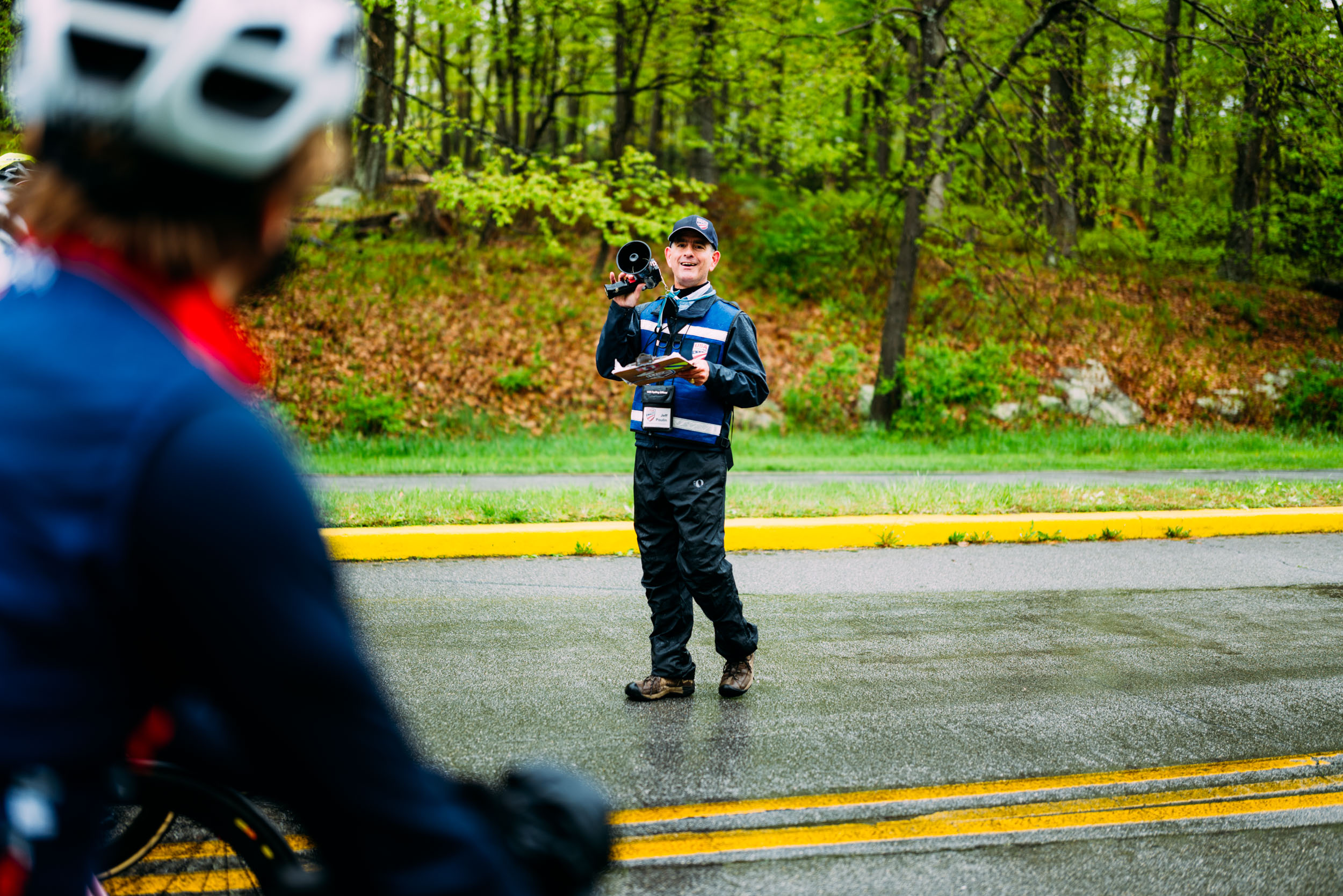 NYSBRA President and USAC Official Jeff Poulin, via our Bear Mountain Classic 2018 Race Report