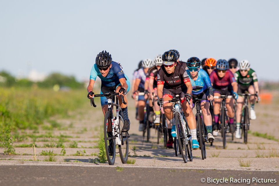 Floyd Bennett Field by Bicycle Racing Pictures