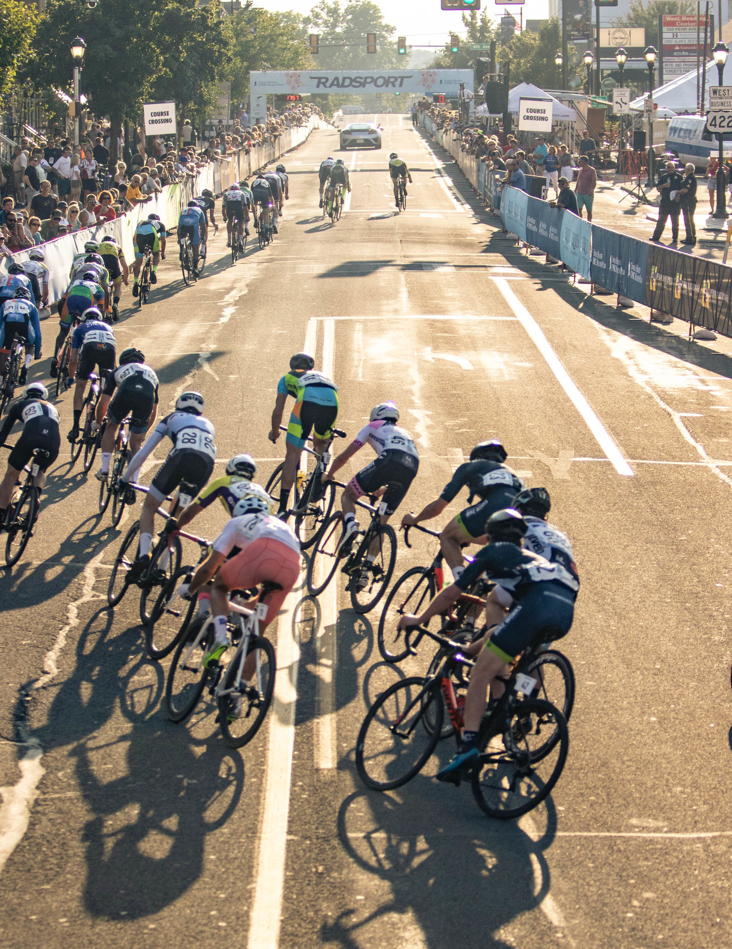 The Next Generation of Bike Racing? An Introduction to