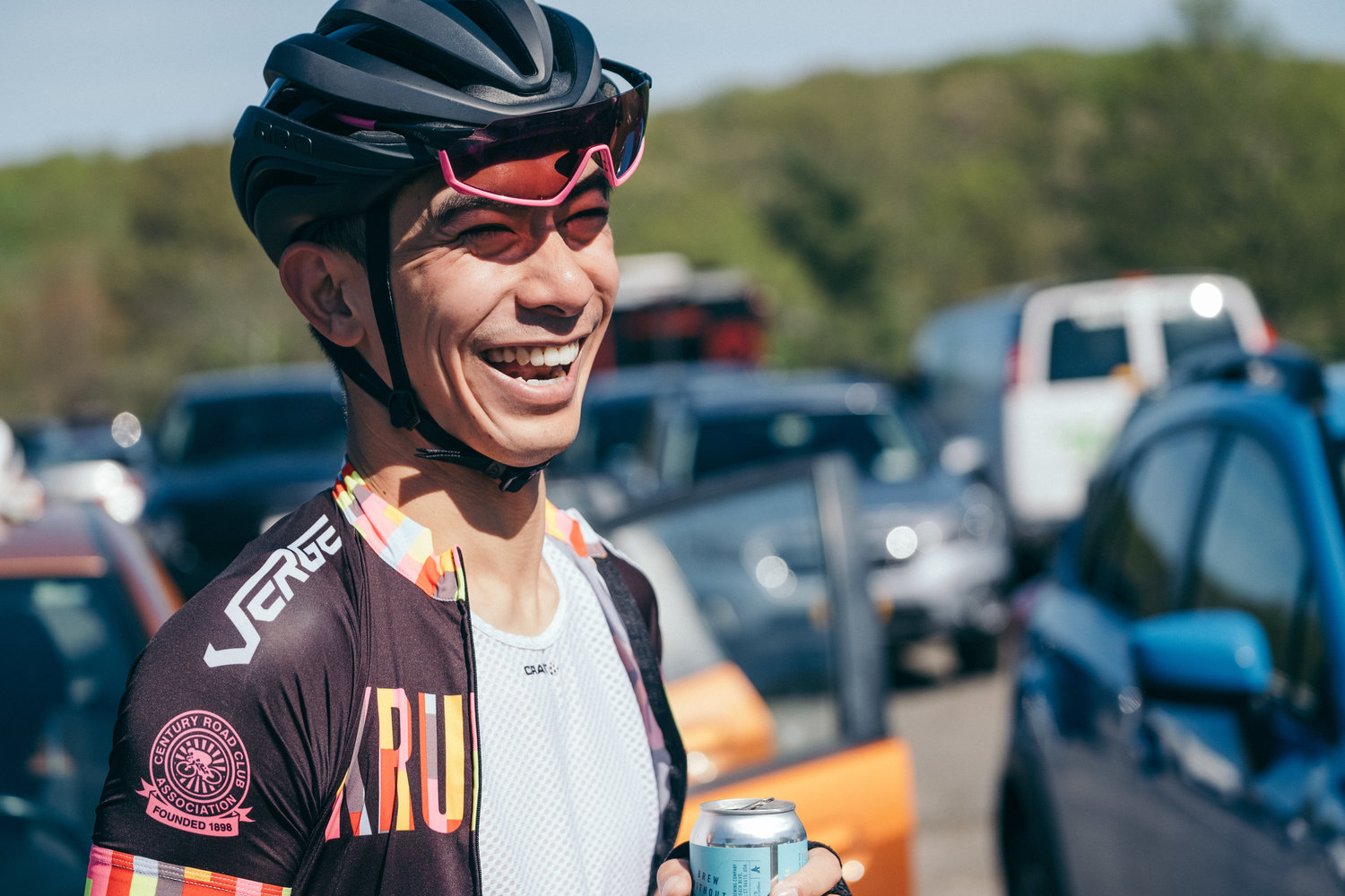 Kevin earlier this year at the 2019 edition of the  CRCA Bear Mountain Classic.  Photo by  Clay Parker Jones
