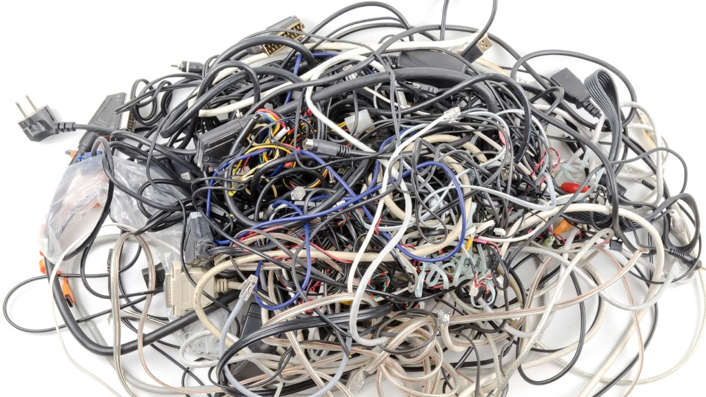 Let us help you with your mess of wires...