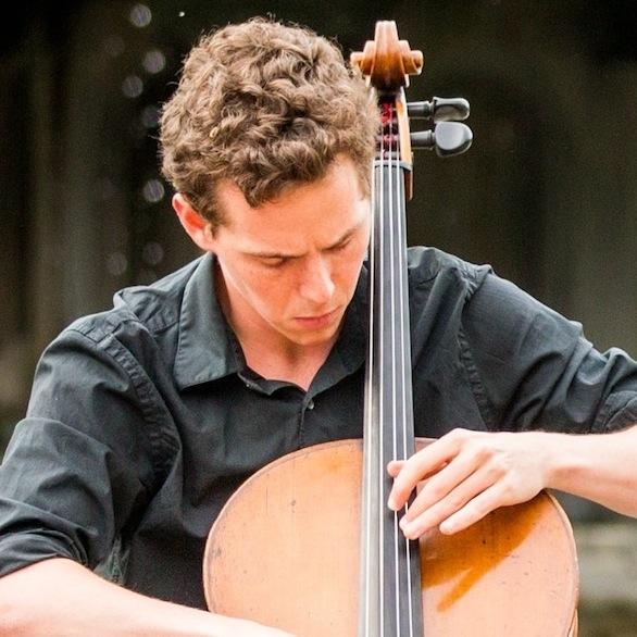 Adriane Post: Violin 2014 Fellow