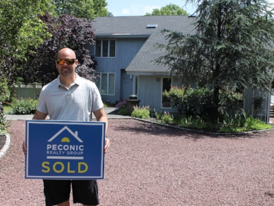 - Manorville - June 2017Peconic Realty was a pleasure to work with. My agent Ryan's knowledge of everything involved in buying a house was excellent and made the process seamless. I highly recommend Peconic Realty if you want PROFESSIONAL real estate agents to represent you.- Chris Meier