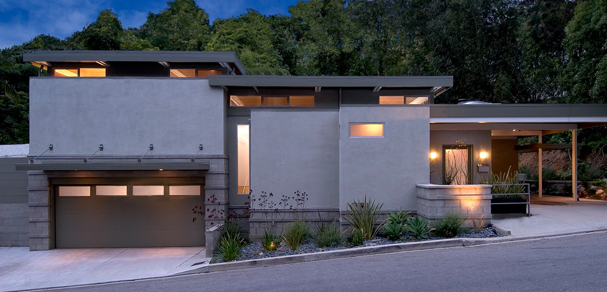 Mid-Century Residence in Laurel Canyon