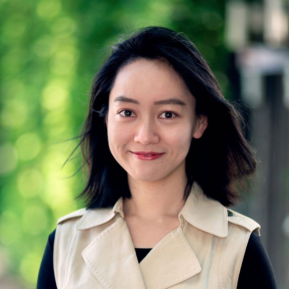 Mengying Bai is a design associate for Los Angeles architecture firm Tim Barber Ltd.
