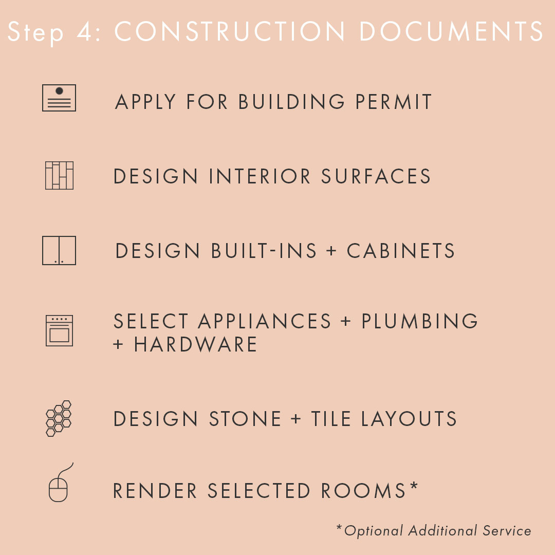 Phase 4: Construction Documents (CDs)