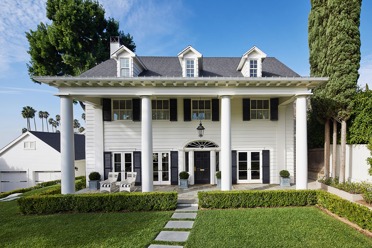 Orson Welles's Hollywood Home