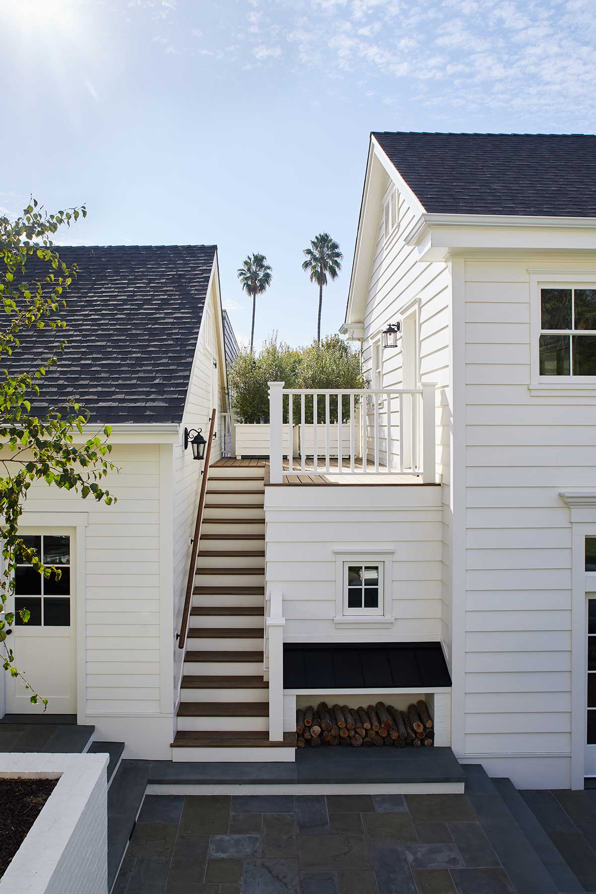 Guest House of Orson Welles's West Hollywood Home