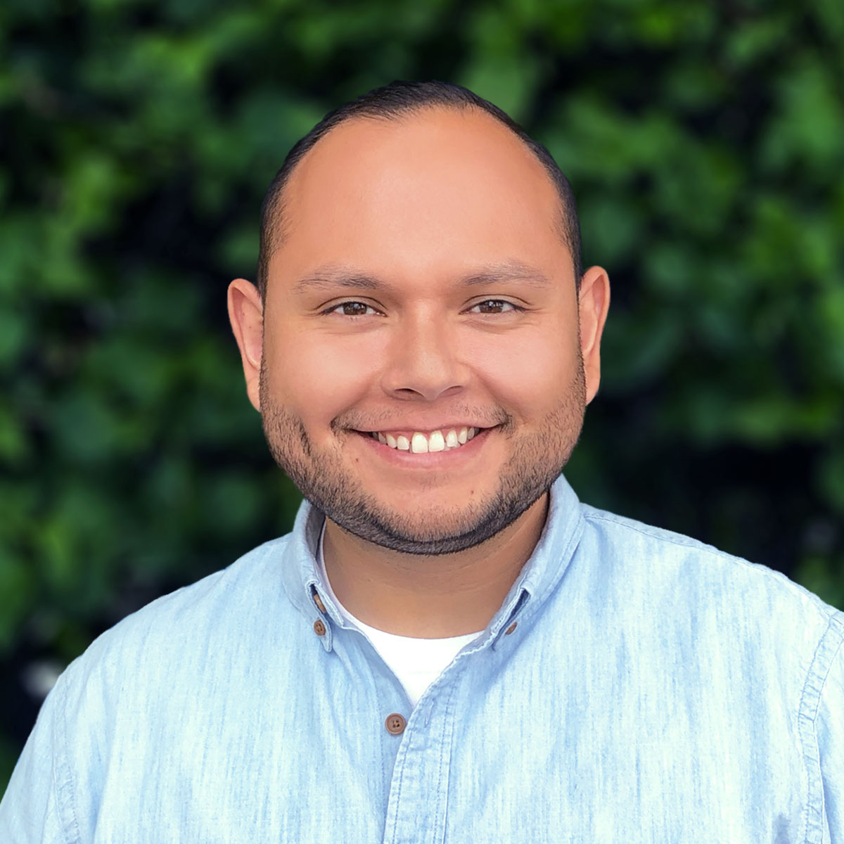 Eric Romero is a design associate at Los Angeles residential architecture firm Tim Barber Ltd.