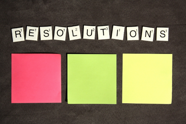 Resolutions, how to set up for success!