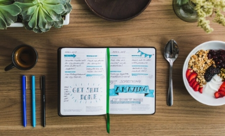 Food journals help you gain understanding about our nutrition habits. TFW Portland