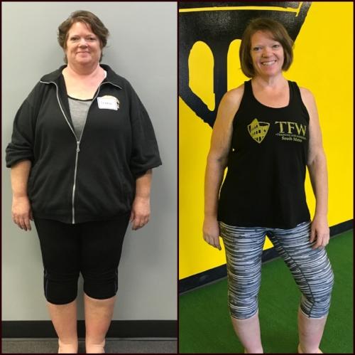 Debbie's TFW Transformation