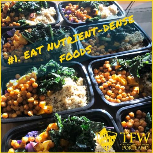 Nutrition tip on a budget 1 TFW Portland