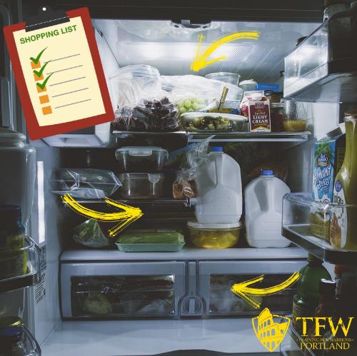 nutrition on a budget tip 2 TFW Portland