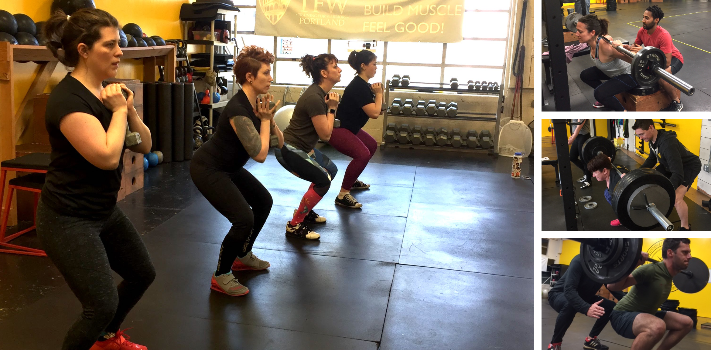 Use proper breathing to make your squat even more awesome!
