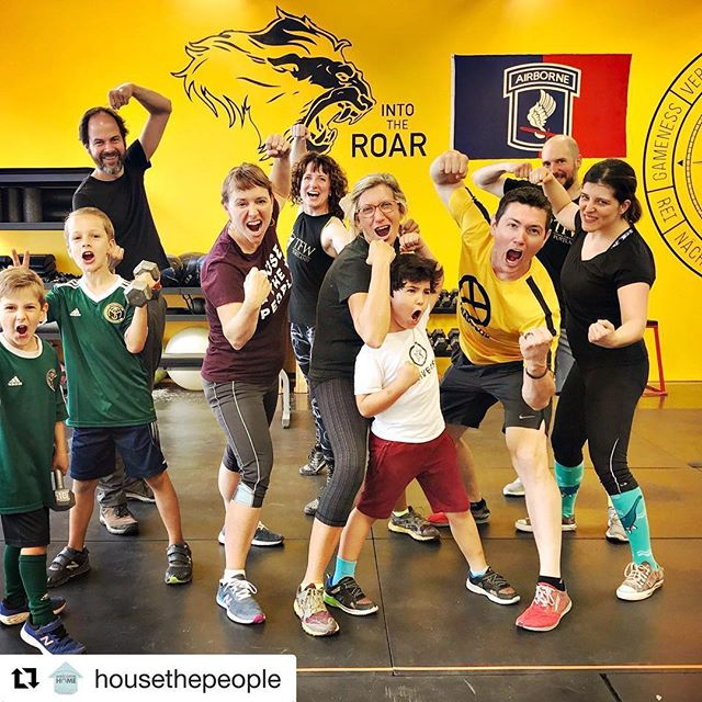 #Repost @housethepeople with @get_repost ・・・ Thanks @training_for_warriors_portland for the great workout and fundraiser today! Cheers to all the folks who burned calories while learning more about our advocacy work and the @yesforhousing campaign!
