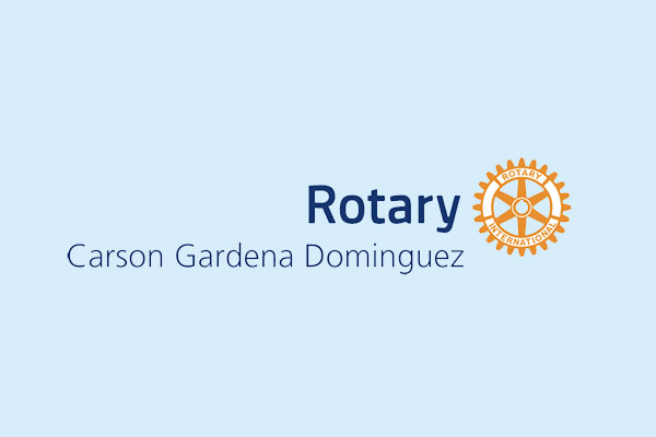 Rotary International - Carson Gardena Dominguez