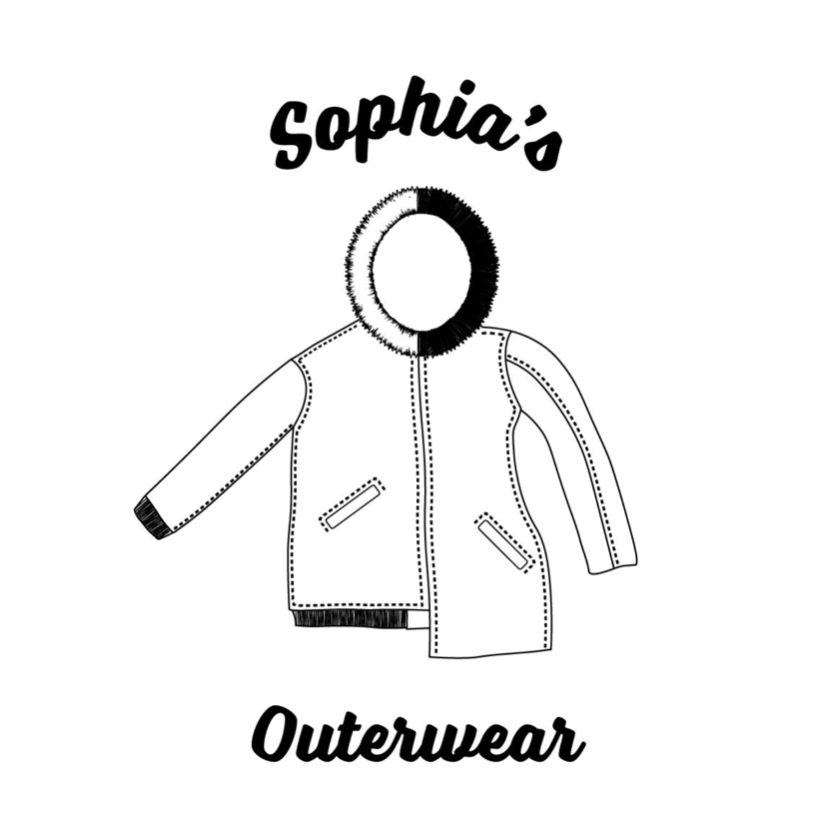 Sophia's Outerwear  | Arviat  Sophia's Outerwear is a online store that features a wide variety of women's parkas, men's parkas, wind pants and hunting gear, womens modern style traditional amautiit, kids wind pants and parkas and infant snow suits. The selection for women include unique designs for each garment and will also have a collection of collaborations that consist of Chelsey and well known seamstresses from Arviat. Men also have a choice of unique designed jackets with none of them the same as another. The same will be for the children's and infant outerwear.