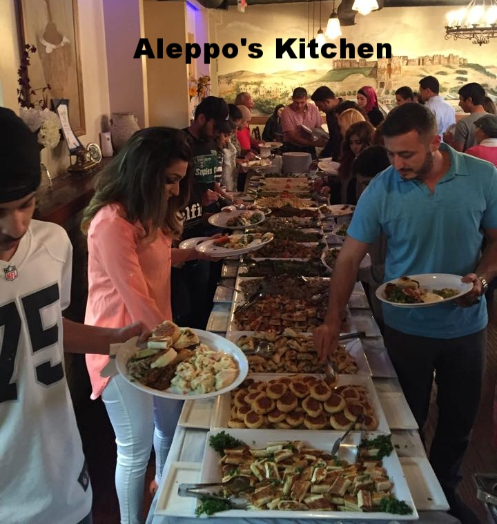 Aleppo's Kitchen 513 1/2 S. Brookhurst St., Anaheim Call for info & reservation: 714-991-5000