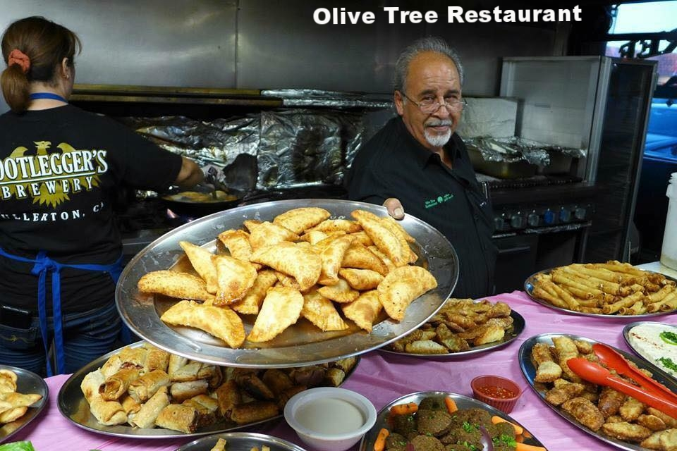 Olive Tree Restaurant 512 S. Brookhurst St., Anaheim Call for info & reservation: 714-535-2878