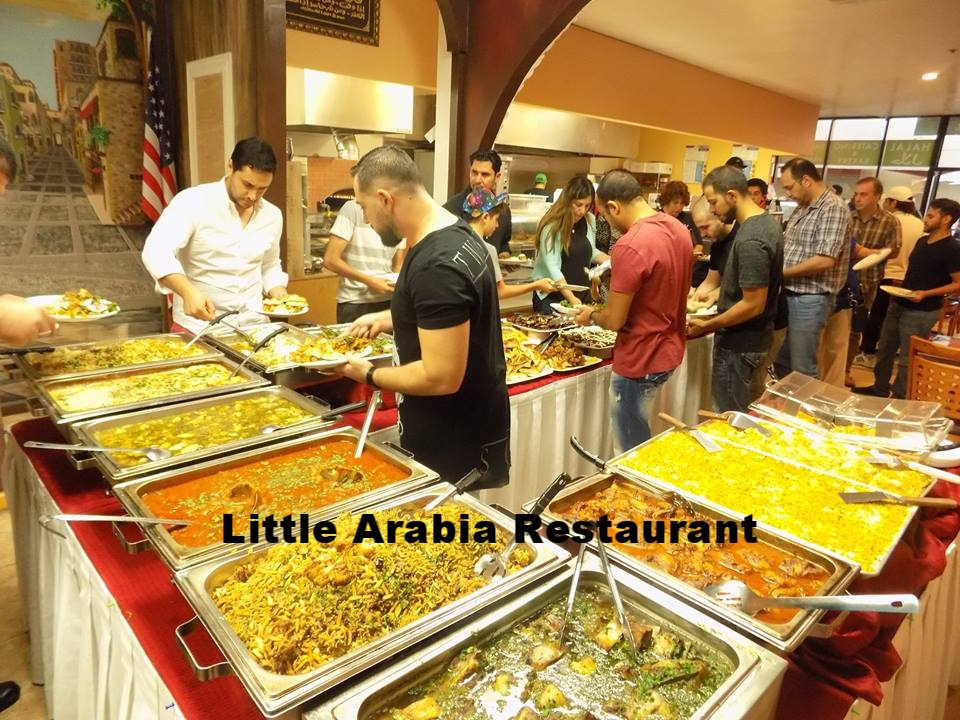 Little Arabia Lebanese Bakery & Cuisine  638 S. Brookhurst St., Anaheim Call for info & reservation: 714-833-5760