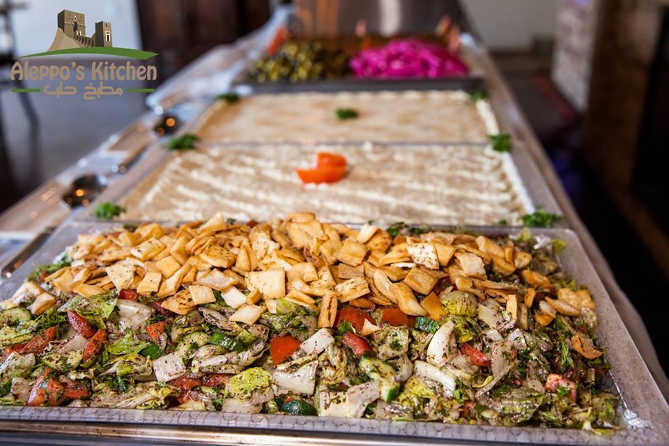 Aleppo's Kitchen - 513 1/2 S. Brookhurst St., Anaheim, CA 92804Tel: (714) 991-5000