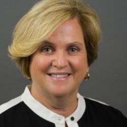 Deborah J. Robinson, Ph.D.  Vice President for Development  University of Cincinnati Foundation